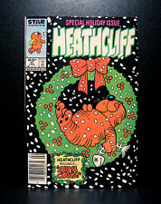 COMICS: Marvel: Heathcliff #6 (1986) - RARE (spiderman/thor/avengers)
