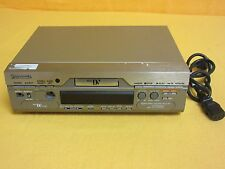Panasonic AG-DV1000 Mini DV VCR Digital Video Cassette Recorder MiniDV *PARTS*