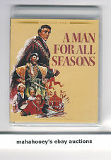A Man for All Seasons Twilight Time Ltd Ed 3,000 SOLD OUT OOP Blu-Ray SEALED!