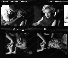 8x10 Print Marilyn Monroe Contact Sheet by Milton Greene 1954 #MMPS39