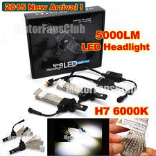 Nuovo 12V/24V 40W 5000LM H7 Cree LED Scheinwerfer Kit Car Auto lampada 6000K