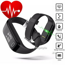 H3 Smart Watch Heart Rate Monitor Bracelet Bluetooth Fitness Wristband Pedometer