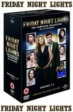The Complete Friday Night Lights Seasons 1 2 3 4 5 Boxset UK RELEASE