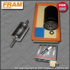Service Kit Ford Focus MK1 1.8 Essence Fram Filtre à Huile Air Carburant Bougies (1998-2004)
