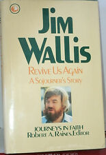 JIM WALLIS REVIVE US AGAIN by JIM WALLIS 1983 HC/DJ 1ST