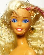 Vintage 1996 Mattel Muñeca Barbie Color N Splash