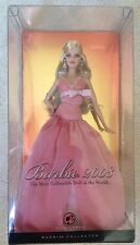 NEW Mattel 2008 Pink Label Barbie The Most Collectible Doll In The World NRFB