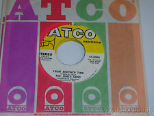 JAMES GANG From Another Time / Standing In the Rain 45 Atco 45-6966 NM