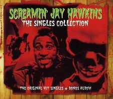 Singles Collection - Screamin' Jay Hawkins (2013, CD NIEUW)2 DISC SET