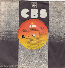 JOHNNY MATHIS When The Lovin' Goes Out Of The Lovin' / Friends In Love 45 Promo