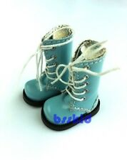 SALE Blythe Pullip 1/6 12 inch Dolls Blue Shoes Boot