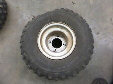 "2003 YAMAHA YSF200S BLASTER WHEEL RIM WITH TIRE 8.8"" REAR A"