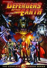 DEFENDERS OF THE EARTH - COMPLETE SERIES all 65 Episodes (DVD SET) seasons NEW