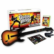 Guitar Hero World Tour Guitar Bundle Xbox 360 PAL *VGWC!* + Warranty!!!!!!