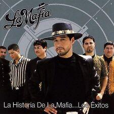 FREE US SHIP. on ANY 2 CDs! NEW CD La Mafia: La Historia de La Mafia...Los Éxito