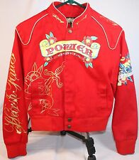RawBlue Red Girls Jacket Size M Power Moves Pre-Own