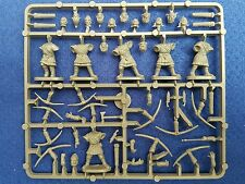 Conquest Medieval archer sprues 28mm Dark ages