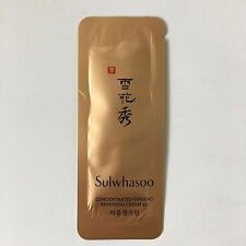 Sulwhasoo Concentrated Ginseng Renewing Cream EX 1ml*50pcs(50ml) Korea Cosmetics