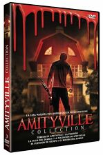 AMITYVILLE COLLECTION **Dvd R2** Box Set 6 Films