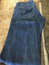 ROCAWEAR 5 POCKET MEN'S JEANS SIZE 38 X 34  NICE