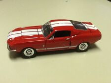 New 1/32 diecast 1967 ford shelby 500 with lights and sounds