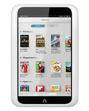 Barnes and Noble Nook 7 pollici Slate 8gb omap 4470 1.3ghz 8gb Wi-Fi Nuovo Bianco