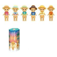SET OF 6 SONNY ANGEL SUMMER SERIES CARIBBEAN SEA VERSION MINI FIGURES 2016