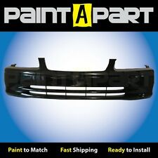 2000 2001Toyota Camry Front Bumper Painted 6R1 Woodland Green Pearl