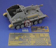 Royal Model 1/35 Soviet SU-76M Self-Propelled Gun Update Set (for MiniArt) 597