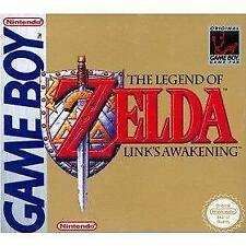 ***ZELDA LINK'S AWAKENING GAME BOY COSMETIC WEAR~~~
