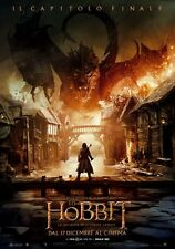 POSTER THE HOBBIT LORD OF THE RINGS BATTLE OF THE FIVE ARMIES THORIN GANDALF 11
