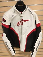 Alpinestars GP Plus R Jacket Long Sleeve White/Black/Red