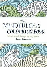 The Mindfulness para colorear Libro Anti-estrés art terapia ocupado personas