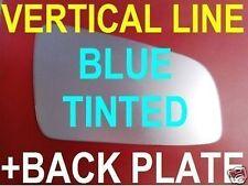 AUDI A3 A8 A6 A4 99-03 SEITENSPIEGEL SPIEGELGLAS BLAU FACELIFT+ BP RECHTS/LINKS