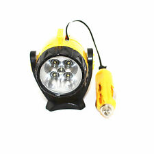 Car Repair LED Torch Emergency Spot Light Lamp 12V Mini Magnetic Cigarette Light