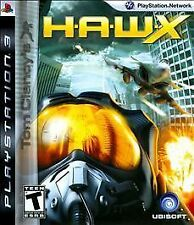 PLAYSTATION 3 HAWX BRAND NEW PS3 RACING FACTORY SEALED