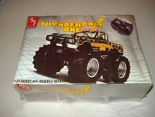 THUNDERBOLT ONE MONSTER TRUCK- AMT PLASTIC MODEL KIT#6609 - NOS - FACTORY SEALED