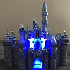 NEW Disney 60th Anniversary Sleeping Beauty Beast Princess Castle Olszewski WDCC