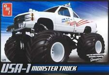 AMT 1/25 USA-1 Monster Truck Model Kit 632