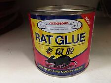 RAT GLUE TRAP MOUSE MICE RODENT PEST INSECT STICKY ODOURLESS NON-TOXIC - 220ml