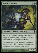 MTG HARABAZ DRUID EXC - DRUIDA DI HARABAZ - WWK - MAGIC