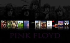 "PINK FLOYD - Album Covers Music Wall Art Large Canvas Picture 20""x30"""