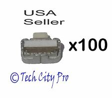 Lot of 100 Samsung Galaxy S S2 S3 Power Volume Switch Button 4mm