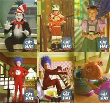 Cat in the Hat Full 6 Card Die-Cut Chase Set from Comic Images