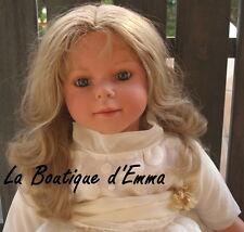 Sylvia  BELLE POUPEE DE COLLECTION REBORN de Carmen Gonzales 75 cm