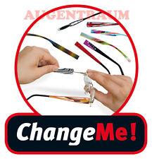 Change me Wechselbügel Metall 8412-2 Damen Brille Brillenbügel Neu