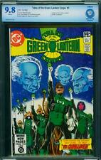 TALES OF THE GREEN LANTERN CORPS 1 CBCS 9.8 - WHITE PAGES