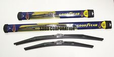 2003-2007 Honda Accord Goodyear Hybrid Style Wiper Blade Set of 2