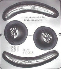 Banana Split Chocolate Candy Mold  1243 NEW