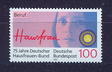 ALEMANIA/RFA WEST GERMANY 1990 MNH SC.1600 Assoc.of housewives
